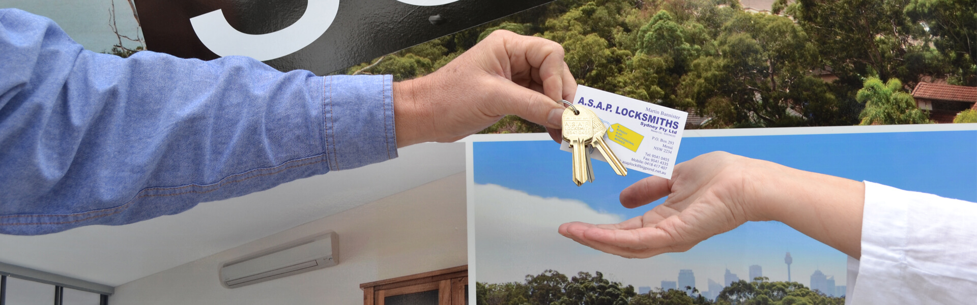 JUST MOVED IN? Locksmith Sutherland Shire Cronulla Miranda Sydney